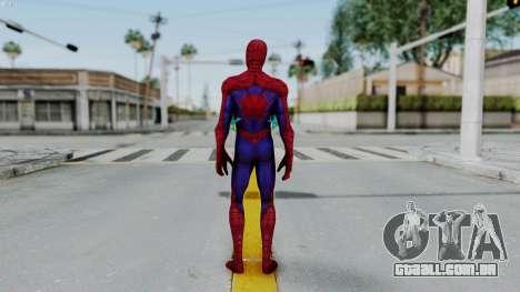 Marvel Future Fight Spider Man All New v2 para GTA San Andreas terceira tela