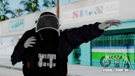 GIGN Gas Mask from Rainbow Six Siege para GTA San Andreas
