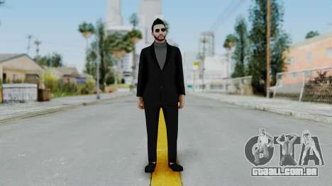 GTA Online DLC Executives and Other Criminals 2 para GTA San Andreas segunda tela