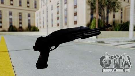 GTA 3 Shotgun para GTA San Andreas segunda tela