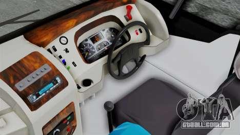 Mercedes-Benz O500R 1836 Tentrem Scorpion X para GTA San Andreas vista direita