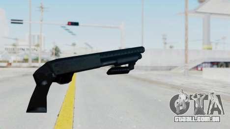 Vice City Stubby Shotgun para GTA San Andreas segunda tela
