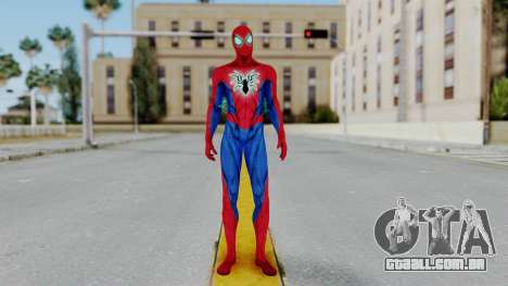 All New All Different Spider-Man para GTA San Andreas segunda tela