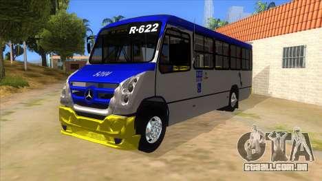 CAMION R622 para GTA San Andreas