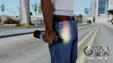 No More Room in Hell - Molotov para GTA San Andreas terceira tela