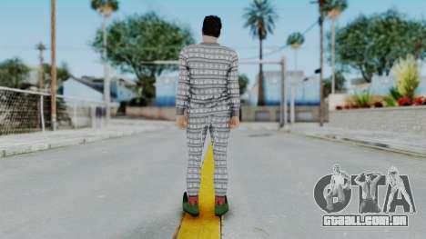 GTA Online DLC Festive Suprice 1 para GTA San Andreas terceira tela