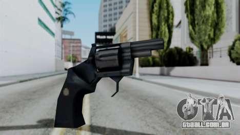 Vice City Beta Shorter Colt Python para GTA San Andreas