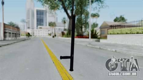 GTA 5 Night Stick para GTA San Andreas segunda tela