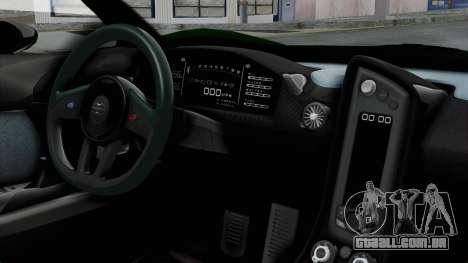GTA 5 Progen T20 v2 IVF para GTA San Andreas vista direita