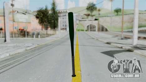 GTA 5 Baseball Bat 1 para GTA San Andreas segunda tela