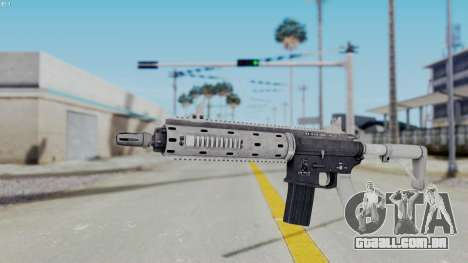 GTA 5 Carbine Rifle para GTA San Andreas segunda tela