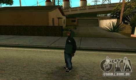 BALLAS1 para GTA San Andreas segunda tela