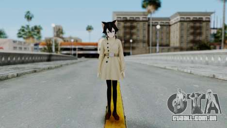 Sword Art Online - Shino Asada para GTA San Andreas segunda tela