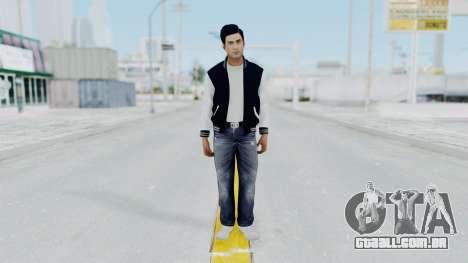 Mafia 2 - Vito Scaletta TBoGT para GTA San Andreas segunda tela