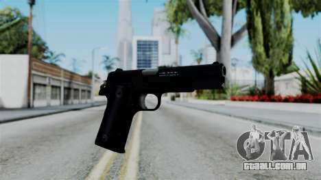 No More Room in Hell - Colt 1911 para GTA San Andreas segunda tela