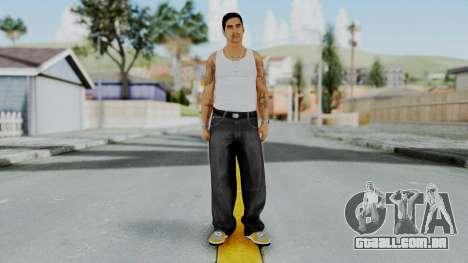 GTA 5 Mexican Goon 1 para GTA San Andreas segunda tela