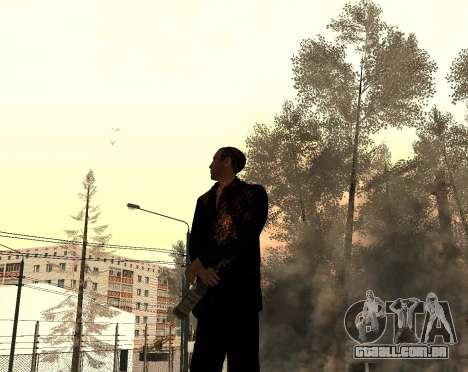 Um Coquetel Molotov para GTA San Andreas terceira tela