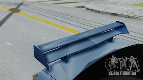 Renault Megane Stance para GTA San Andreas vista direita