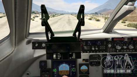 GTA 5 C-17A Globemaster III v.1.1 quarto screenshot