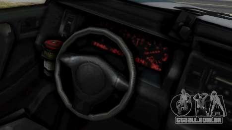 GTA 5 Albany Cavalcade v1 IVF para GTA San Andreas vista direita