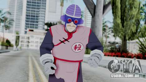 DBZBT3 - Tao Cyborg para GTA San Andreas