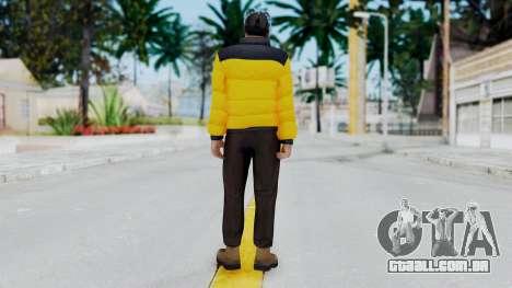 GTA 5 Trevor Phillip para GTA San Andreas terceira tela