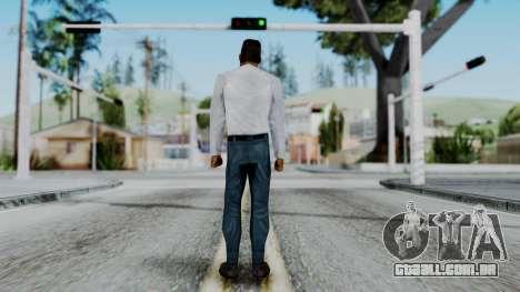 CS 1.6 Hostage B para GTA San Andreas terceira tela