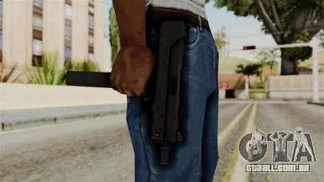 MAC-10 para GTA San Andreas
