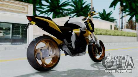 Honda CB1000R v2 para GTA San Andreas esquerda vista