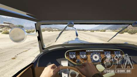 GTA 5 Ford T 1927 Roadster voltar vista