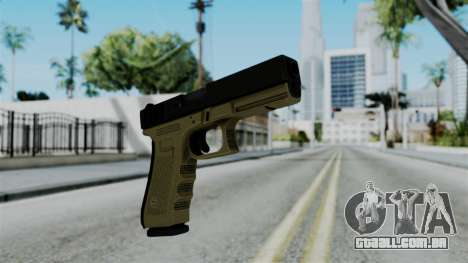 No More Room in Hell - Glock 17 para GTA San Andreas