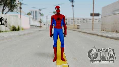 Marvel Future Fight Spider Man Classic v2 para GTA San Andreas segunda tela