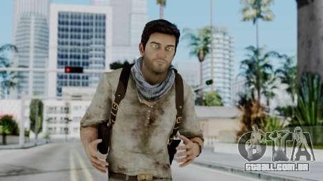 Uncharted 3 - Nathan Drake Desert Outfit para GTA San Andreas