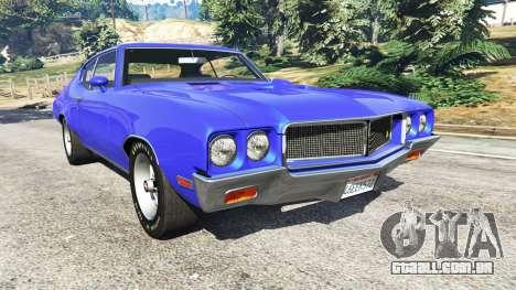 Buick Skylark GSX 1970 para GTA 5