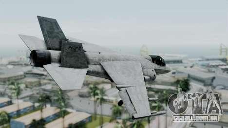 Mammoth Hydra v2 para GTA San Andreas esquerda vista