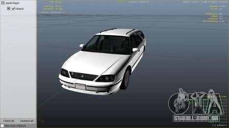 GTA 5 GTA IV Solair vista lateral direita