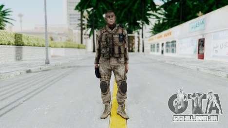 Crysis 2 US Soldier 6 Bodygroup A para GTA San Andreas segunda tela