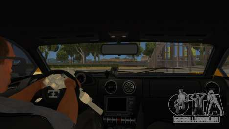 GTA 5 Truffade Adder para GTA San Andreas vista interior