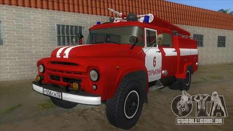 ZIL 130 CA-40 para GTA San Andreas