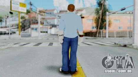 Bully Insanity Edition - John para GTA San Andreas terceira tela