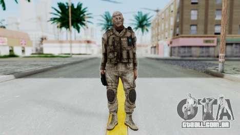 Crysis 2 US Soldier FaceB2 Bodygroup A para GTA San Andreas segunda tela