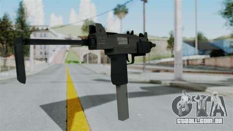 GTA 5 Micro SMG para GTA San Andreas segunda tela