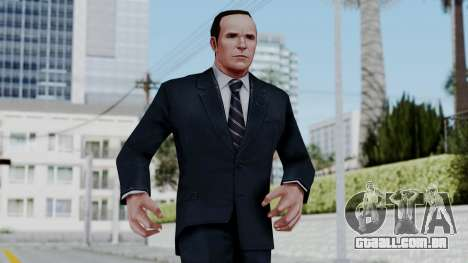 Marvel Future Fight Agent Coulson v2 para GTA San Andreas