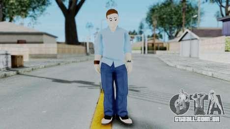 Bully Insanity Edition - John para GTA San Andreas segunda tela