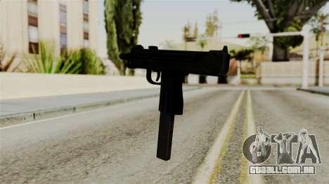 MAC-10 para GTA San Andreas terceira tela