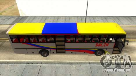 Dalin Ordinary para GTA San Andreas vista traseira