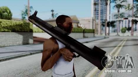 GTA 3 Rocket Launcher para GTA San Andreas terceira tela