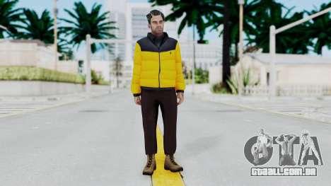 GTA 5 Trevor Phillip para GTA San Andreas segunda tela