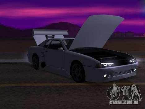 Elegy Evolution para GTA San Andreas