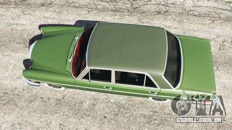 GTA 5 Mercedes-Benz 300SEL 6.3 1972 voltar vista
